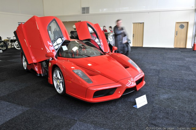 Quality Collector Cars Sell For Over 30 Million Dollars